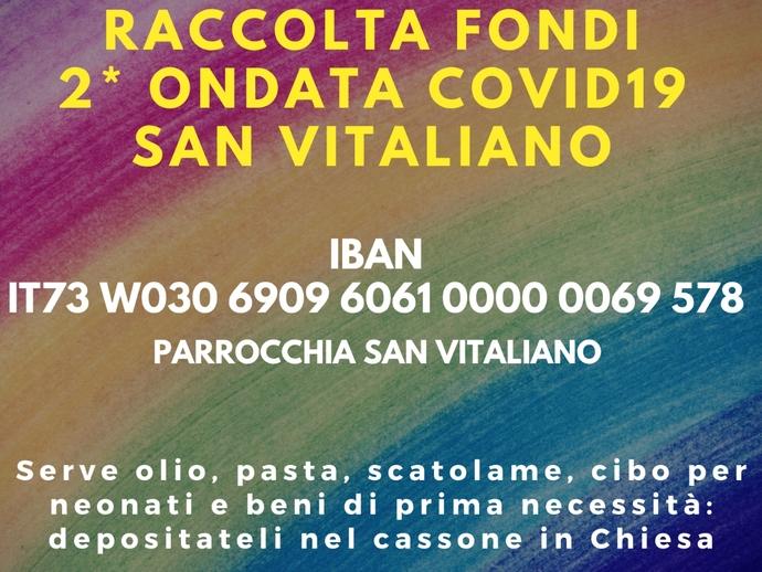 Emergenza secondo lockdown a San Vitaliano: Ecco come aiutare ed essere aiutati