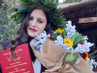 110 e lode con menzione: Lucia de Falco, la meglio gioventù di San Vitaliano
