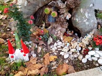 Natale a San Vitaliano ed il Presepe nascosto ai piedi del Grande Albero di Corso Frascatoli