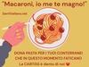 La CARITAS di San Vitaliano ha bisogno di pasta: aiutiamo i nostri concittadini