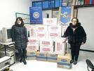 È bella la solidarietà: il Rotary supporta la Caritas di San Vitaliano