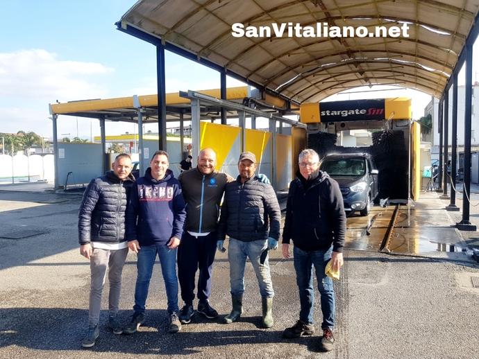 San Vitaliano, Fare Comunità: Ecco i lavoratori dell
