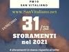 San Vitaliano respira mal