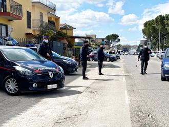 Mattinata di posti di blocco e controlli per i Carabinieri di San Vitaliano