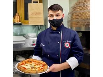 Pizze gratis per la mia gente in difficoltà