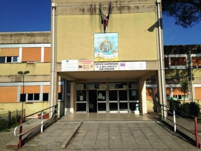 Scuola a San Vitaliano: rispetto degli orari di entrata e uscita per evitare assembramenti