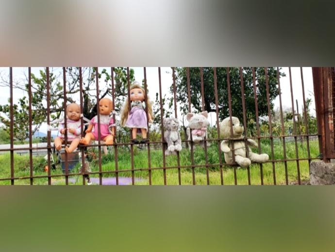 Il Giallo delle Bambole appese