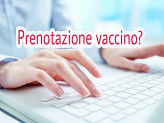 Difficoltà a prenotare il vaccino? Ti aiuto io..