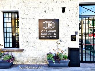 San Vitaliano, la Nazionale si arricchisce: Arriva Carmine Esposito e la sua pizza nel ruoto