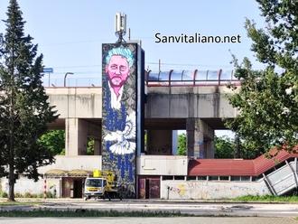 EAV dedica la Stazione di San Vitaliano a Francesco Della Corte, guardia giurata uccisa a Scampia