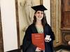 Cristina si laurea alla Luiss a 23 anni con discussione in inglese: i giovani fari che illuminano San Vitaliano