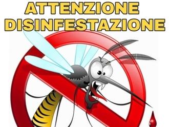 San Vitaliano, domani il trattamento antizanzare larvicida (diurno dalle 8.30 in poi)