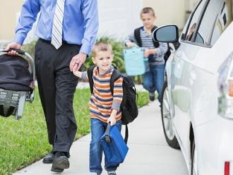 Famiglia cerca persona che accompagni i figli a scuola ( tutto a San Vitaliano)