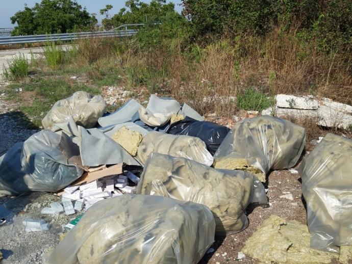 Ancora sversamenti infiammabili: la  Polizia Locale di S. Vitaliano ne scopre la provenienza