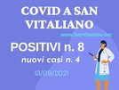San Vitaliano Covid free fino a qualche giorno fa, ora subito 8 casi..