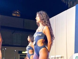 Miss Europa, finale regionale: la sanvitalianese Federica Spiezia incoronata Miss Fashion Italia
