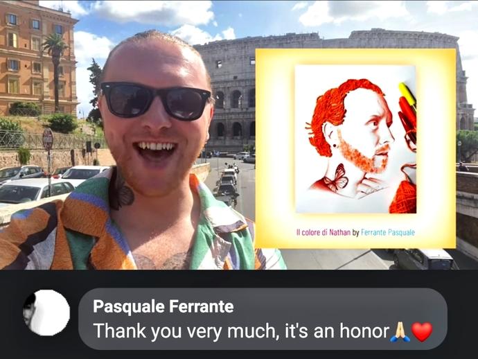 San Vitaliano nel mondo: Pasquale vince il contest d