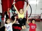 San Vitaliano, al via i corsi alla Gablis Circus, la prima scuola di arti circensi di tutta la zona