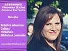 San Vitaliano, Licia Ferrante nuovo Assessore alla Pubblica Istruzione: i nostri auguri